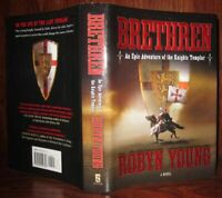 Young, Robyn BRETHREN  An Epic Adventure of the Knights Templar 1st Edition 1st