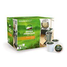 Green Mountain Coffee 100 cups Breakfast Blend Decaf K cup Keurig