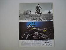 advertising Pubblicità 1992 MOTO GUZZI QUOTA 1000 ie