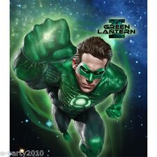 GREEN LANTERN MINI NOTEBOOKS (4) ~ DC Birthday Party Supplies Favors Stationery