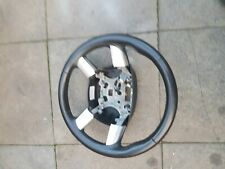 FORD KUGA MK1 LEATHER STEERING WHEEL . 2008 TO 2012