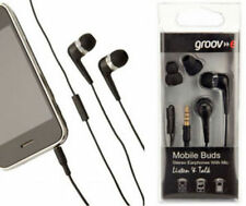 Auriculares negro Groove
