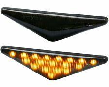 LED SEITENBLINKER schwarz für FORD Focus BJ 98 - 04 | Mondeo BJ 00-07 [7924-1]