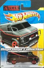 Hot Wheels 2011 New Models A Team Van