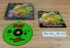 Sony Playstation PS1 Frogger 2 : Swampy's Revenge PAL