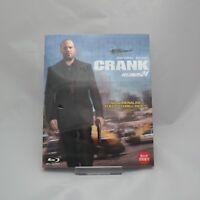 Crank .Blu-ray w/ Slipcover