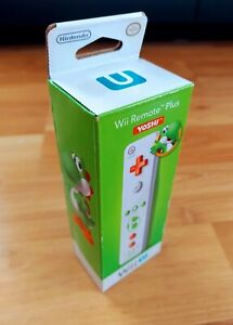 Nintendo Yoshi Wii Remote Motion Controller Wii U