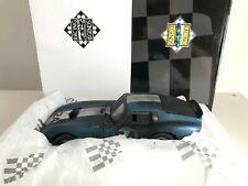 EXOTO 1:18 1965 Cobra Daytona Cod RLG19012FLP Coppa di Enna Bob Bondurant
