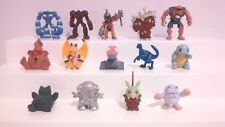 Pokemon Digimon Monster Rancher Figure Lot Of 14 PVC Nintendo Bandai Tomy KT