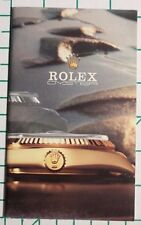 Rolex Oyster Vintage Catalogue 1984 Ref 1019 10053 16000 68240 16253 69178 62638