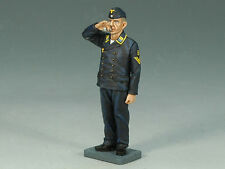 King & Country KM005 Kriegsmarine, Petty Officer With Whistle (RETIRED)