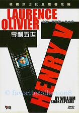 Henry V (1944)  - Laurence Olivier, Robert Newton - DVD NEW