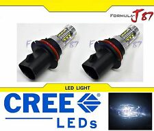 CREE LED 80W 9004 HB1 WHITE 5000K TWO BULB HEAD LIGHT REPLACE LAMP HIGH QUALITY