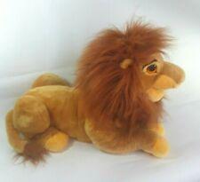 "Walt Disney Lion King Adult Mufasa SIMBA Plush Puppet Large Toy 23"" Full Body"