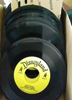 Vintage Children's 45s Records No Sleeve CHOICE ~ Buy More Get up to 50% OFF!