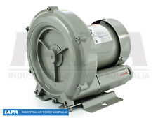 IAPA Side Channel Blower 0.2Kw (at 50Hz) Single Phase - P/N SS-1003-1