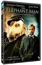 THE ELEPHANT MAN Anthony Hopkins RARE John Hurt CIRCUS FREAK HORROR David Lynch