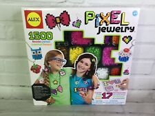 ALEX Toys DIY Wear Ultimate Pixel Jewelery Kit 1500 Beads Included NEW