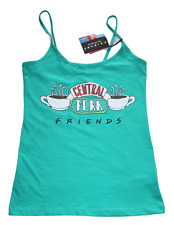Friends -  Central Perk Logo - Ladies size 10/12 vest top