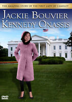 Jackie Bouvier Kennedy Onassis [New DVD]