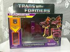 Transformers   Mindwipe  Headmasters G1 Re-issue  Collection  MISB  Toys & Gifts