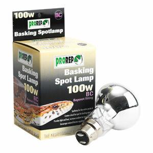 ProRep Basking Spot Bulb for reptiles, lizards, bearded dragons, tortoises