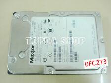 Maxtor ATLAS 15K II  U320 0FC273 hard disk 80pin SCSI 146GB 16MB 3.5inches #XH
