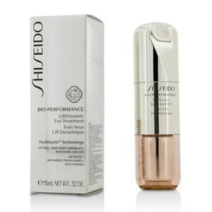 NEW Shiseido Bio Performance LiftDynamic Eye Treatment 15ml Womens Skin Care