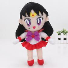 Sailor Mars Moon 20-22cm Plush Doll Kids Stuffed Toys Soft Teddy