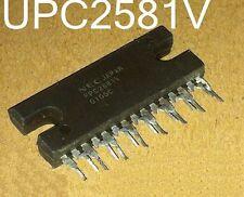 5PCS UPC2581V / PC2581V FOR NEC RECIEVER IC NEW