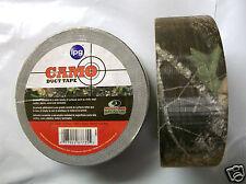 """Camo Duct Tape Mossy Oak Break-Up 1.88"""" x 60yd - Lot of 1"""