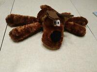 "Hallmark Reindeer Plush Floppy 6"" Christmas Stuffed Animal"