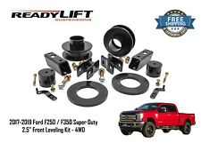 ReadyLIFT 2.5in Front Leveling Kit for 2017-19 Ford F250 F350 4WD PT# 66-2725
