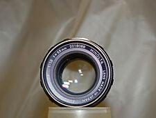 Minolta Rokkor-PF 55mm F1.8 Lens Early Minolta MC Mount adapt SONY A7sII A7RII