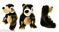 Peluche Orso di Masha & Orso Masha e Orso 46 cm Originale Enorme Gigante Bear