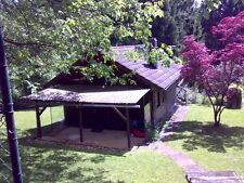 wochenendhaus , alfdorf , wald , wiese wasser strom