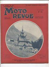 Moto Revue N°822 ; 9 décembre 1938  : motobécane 100 cmc 4 temps