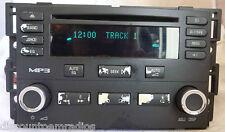 05 06 Chevrolet Cobalt Pursuit Radio Cd MP3 Player 15272191 OEM Replacement
