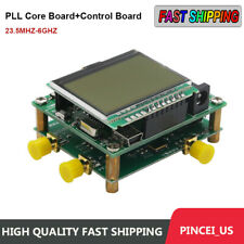 235mhz 6ghz Pll Core Boardcontrol Board For Signal Generator Frequency Source