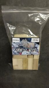 Smoking wood Chunks & Chips, lots of flavors Barbecue Smoked Wood