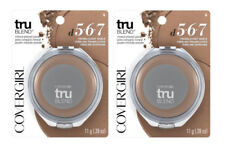 2 CoverGirl TruBlend Mineral Pressed Powder Translucent Sable New!