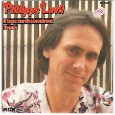 """PHILIPPE LAVIL IL TAPE SUR LES BAMBOUS + TENNIS 45TOURS SP7"""" PORT A PRIX COUTANT"""