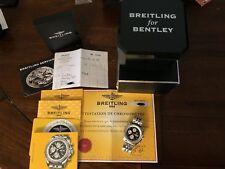 Breitling For Bentley GT, Special Edition, FULLSET