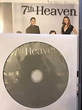 7th Heaven - Season 9, Disc 2 REPLACEMENT DISC (not full season)