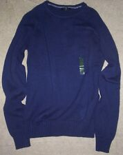 Pull over femme bleu marine Tex taille S