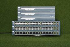 CISCO CCNA CCNP CCIE Lab CISCO1841 WS-C3560-48PS-S W/ USB Guiding