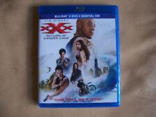 xXx: Return of Xander Cage (Blu-ray/Dvd, 2017, Includes Digital Copy) Vin Diesel