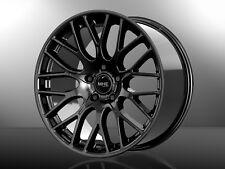 1x  22 Zoll  Alufelge Audi VW Mercedes BMW Porsche Range Rover Sport schwarz 11