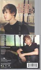 CD--JUSTIN BIEBER - - -- MY WORLD