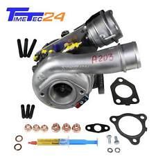 Turbolader HYUNDAI H-1 H1 2.5CRDi 4WD 163PS 120kW 28200-4A450 + Montagesatz